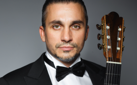 «Виртуозы гитары». В Москве начинает работу музыкальный фестиваль