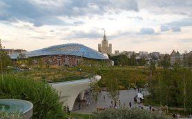 Парк «Зарядье» был отмечен Международной премией MIPIM Awards