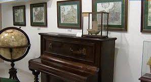 В Морском выставочном центре Светлогорска открыли «Янтарную гостиную»