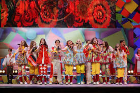 В Германии проходит Международный культурный фестиваль «Цветы России»