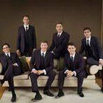 В Санкт-Петербургской филармонии выступил британский вокальный ансамбль The Kings Singers