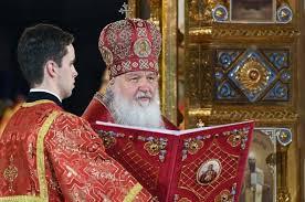 Патриарх Кирилл освятил храм Всех Святых в Страсбурге