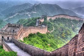 Для туристов ограничат вход на Великую Китайскую стену