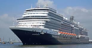 Исследование на круизном лайнере: какие части тела чаще всего травмируют пассажиры