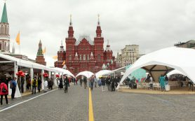 Москва готовится к открытию книжного фестиваля «Красная площадь»