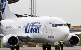 Самолет Utair вернулся в аэропорт вылета из-за технической неисправности