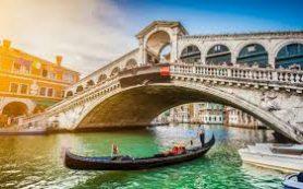 Въезд в Венецию станет для туристов платным с 2020 года