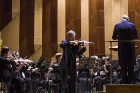 Руководители Фестивального оркестра Бриттена-Шостаковича.