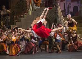 Балетная труппа Большого театра гастролирует в Лондоне