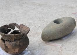 Старинные предметы обнаружены при строительстве в Нижнем Новгороде