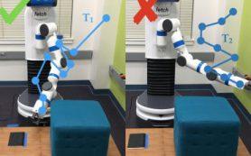 Роботов учат точнее следовать желаемому сценарию