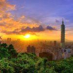 Турпоток из России на Тайвань увеличился вдвое