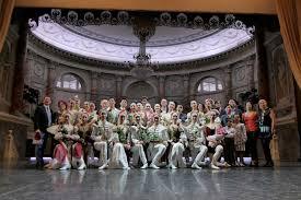 В Эрмитажном театре прошла премьера российско-японского спектакля «Петербург, любовь моя!»
