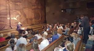 Во МХАТе имени Горького прошел сбор труппы