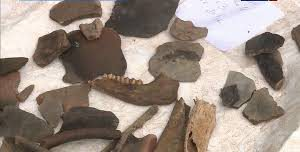 В Плёсе археологи изучают находки XV века