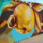 В Омске - выставка работ граффити-художников