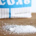Этикетки с предупреждениями об опасности соли - реальная перспектива