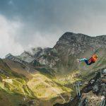Самый высокогорный парк аттракционов Красной Поляны пополнился Мегакачелями