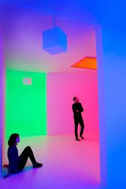 Оптические иллюзии представили в лондонской Галерее Хейворд