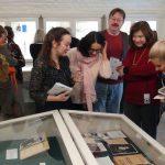 Историческая библиотека представляет коллекцию редких автографов