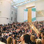 В Санкт-Петербурге открылся VIII Международный культурный форум