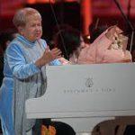 В Кремле прошёл юбилейный концерт Александры Пахмутовой