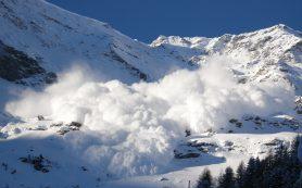 В Австрии объявлен «красный уровень» опасности из-за схода лавин
