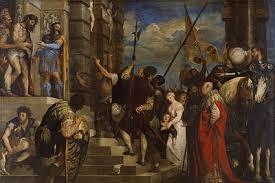 Картину Тициана «Се человек» впервые за сто лет покажут публике