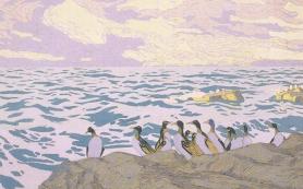 «К берегам Антарктиды и Арктики». В Русском музее представили новую выставку