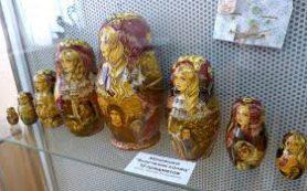 Выставка матрешек открылась в Кирове