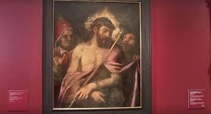 Картина Тициана «Се Человек» вернулась в основную экспозицию ГМИИ им. Пушкина