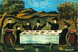 В Тбилиси показали «ожившие» картины Нико Пиросмани