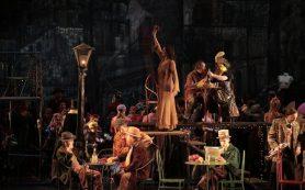 «Богему» в Музыкальном театре Станиславского и Немировича-Данченко покажут последний раз