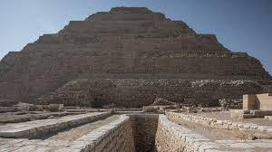 Пирамида Джосера в Египте открылась после 14 лет реставрации