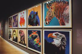 Лондонская галерея «Тейт Модерн» представляет выставку работ Энди Уорхола