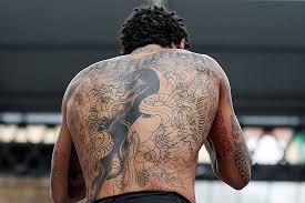 В столице представили проект, посвященный татуировке