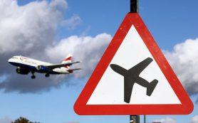 РФ ограничила авиасообщение с Италией, Францией, Германией и Испанией