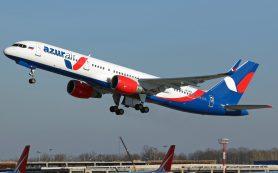 AZUR air приостанавливает все завозные авиарейсы за рубеж