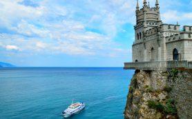 Туристы летом планируют ехать в Крым
