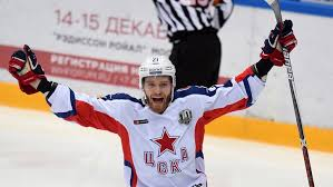 Хоккеист ЦСКА Григоренко подписал контракт с «Коламбусом»