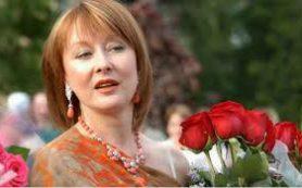 Лариса Удовиченко отмечает юбилей