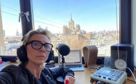 Ведущим радиостанции «Маяк» построили домашние студии