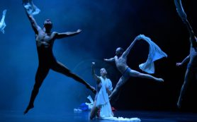 Продлен прием заявок на Конкурс молодых хореографов фестиваля Context. Diana Vishneva