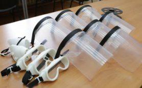 В ТПУ в партнерстве с СибГМУ усовершенствовали конструкцию индивидуальных средств защиты медперсонала