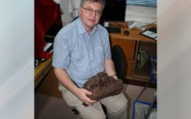 Профессор РАН Александр Аверьянов: «Остаткам динозавра-завропода 165 миллионов лет – это подтверждено»