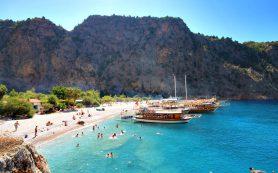 Турция готова организовать чартеры для российских туристов