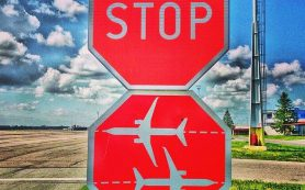 СМИ: запрет на международные рейсы продлен еще на месяц