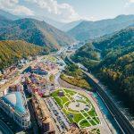 Курорт Красная Поляна открыл для гостей летнее предложение «Зарядись энергией гор»