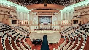 Московская филармония открылась для слушателей