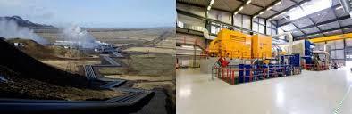Углекислый газ будут захоранивать под землёй в Исландии